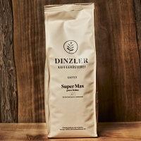 Dinzler Kaffe Super Max ganze Bohne