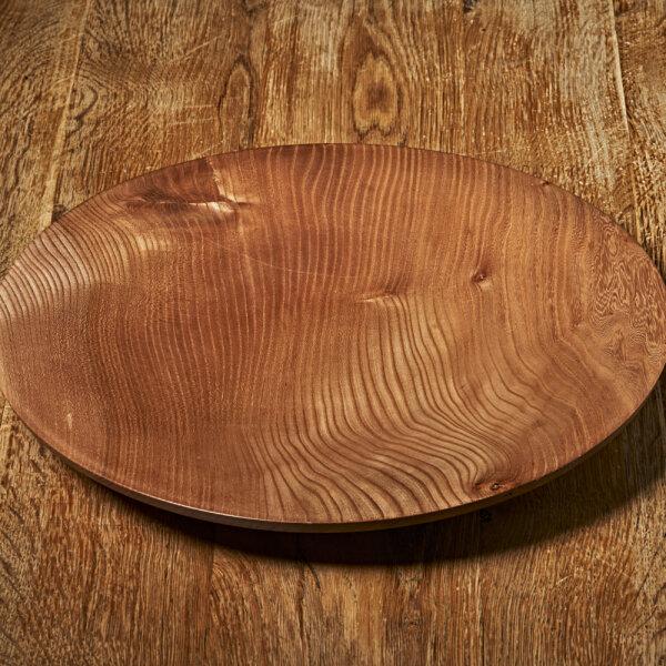 Holzschüssel rund jedes Stück ein Unikat
